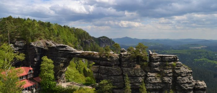 Saxon-Bohemian Switzerland National Park