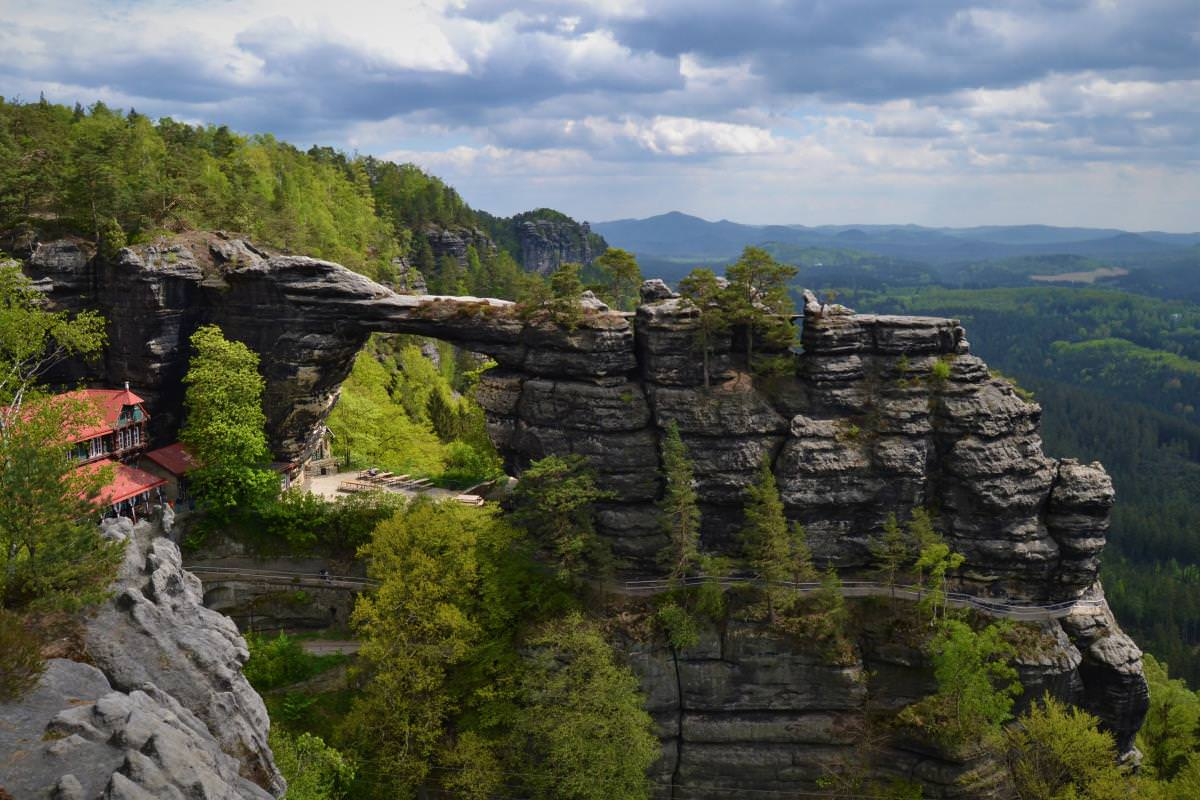 Bohemian-Saxon Switzerland National Park