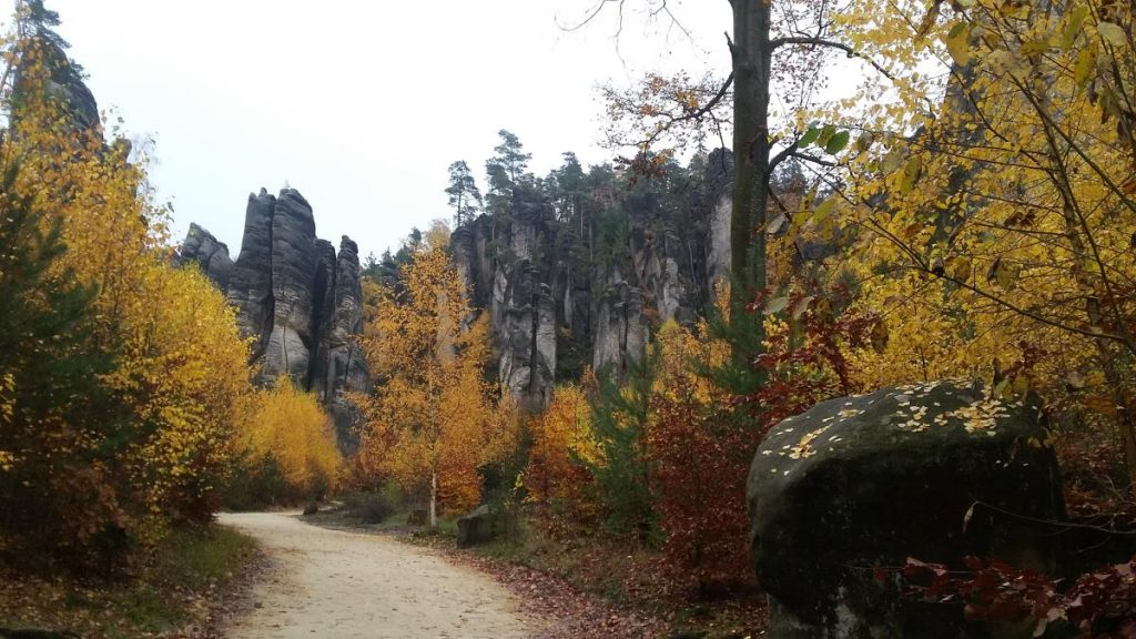 Hiking Czech Republic automn (12)
