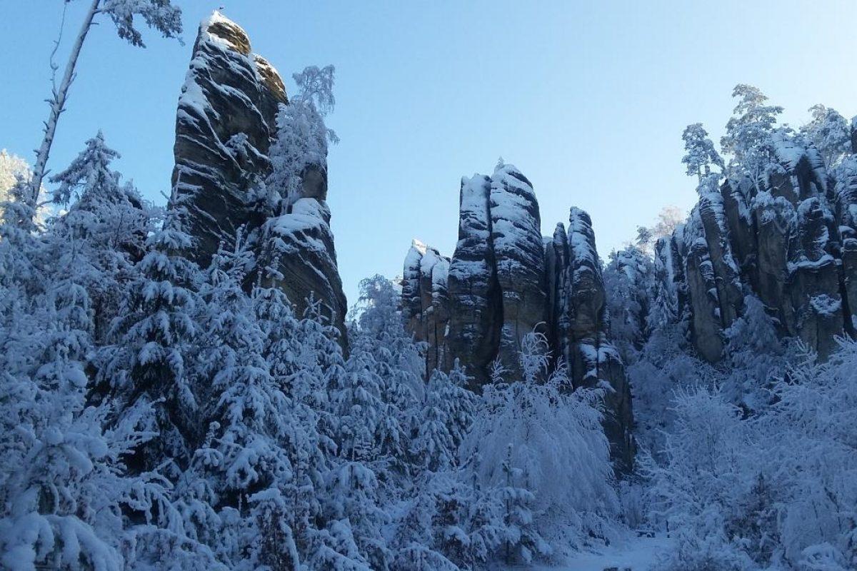 winter bohemian paradise