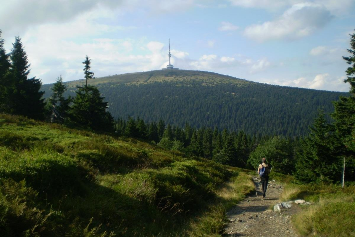 Hiking in Jeseniky mountains in the Czech Republic (9)